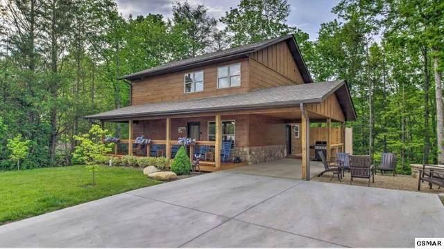542 Johnson Ln, Gatlinburg, TN 37738 (#228187) :: Four Seasons Realty, Inc