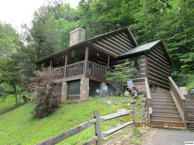 140 Smoky Mountain Way, Sevierville, TN 37876 (#228222) :: Four Seasons Realty, Inc