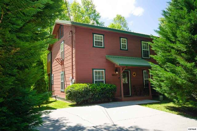 "653 Morning Mist Way ""A Top Notch Lo, Gatlinburg, TN 37738 (#228229) :: Four Seasons Realty, Inc"