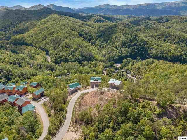 Lot 130 Mountain Ridge Way, Sevierville, TN 37876 (#228236) :: The Terrell Team