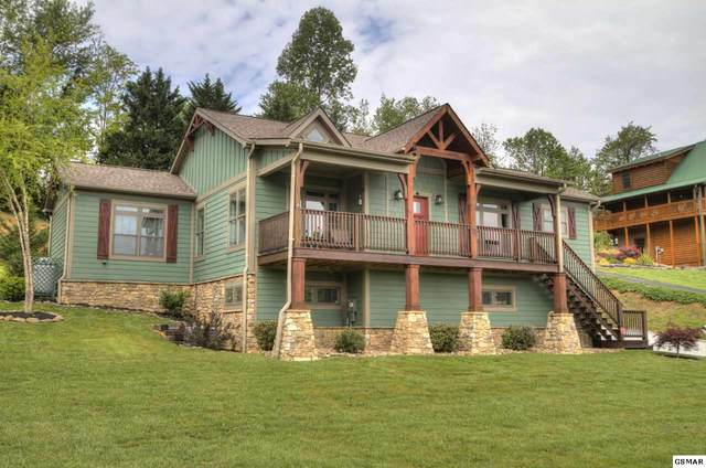 3382 Cove Meadows Dr., Sevierville, TN 37862 (#228247) :: Jason White Team | Century 21 Four Seasons