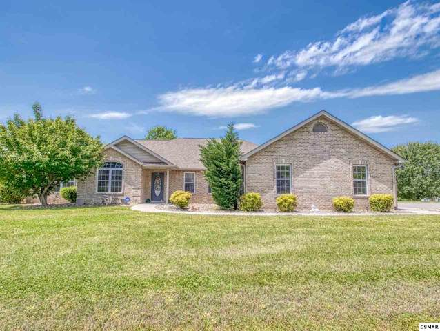 2715 Luther Catlett Circle, Sevierville, TN 37876 (#228265) :: The Terrell Team