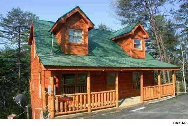 721 Ski View Ln Now & Forever, Sevierville, TN 37876 (#228298) :: The Terrell Team