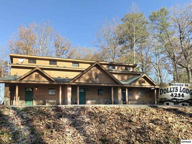 4234 Dollys Drive Units 107A, 107, Sevierville, TN 37876 (#228330) :: The Terrell Team