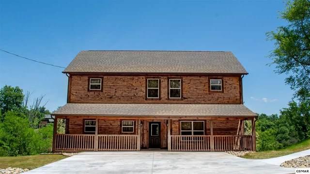 406 Oak Sky Way, Sevierville, TN 37876 (#228331) :: Jason White Team | Century 21 Four Seasons