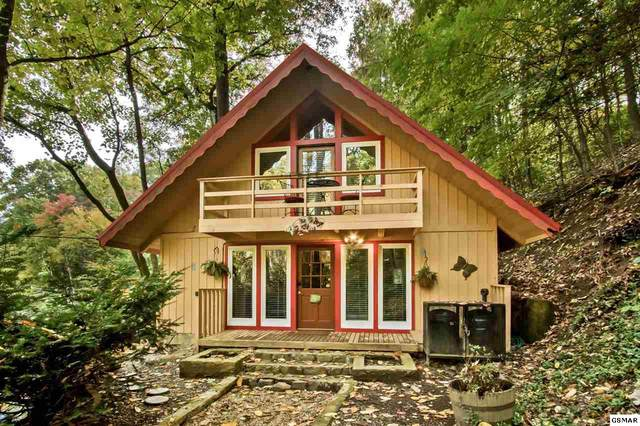 907 Ski Mountain Road, Gatlinburg, TN 37738 (#228337) :: Four Seasons Realty, Inc