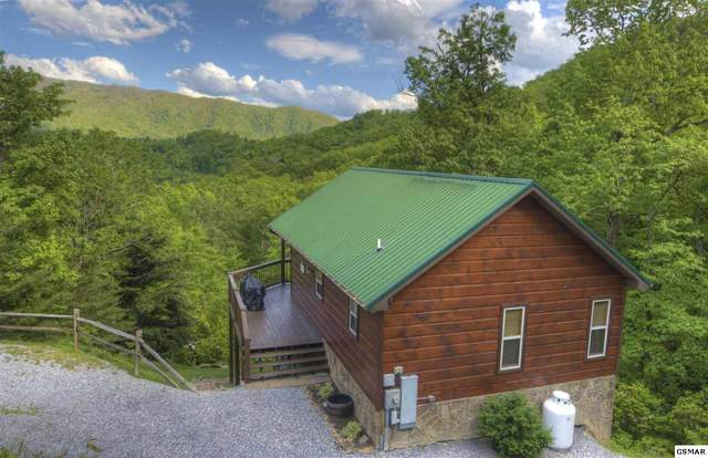 4235 Round Top Way Secluded View, Sevierville, TN 37862 (#228359) :: The Terrell Team