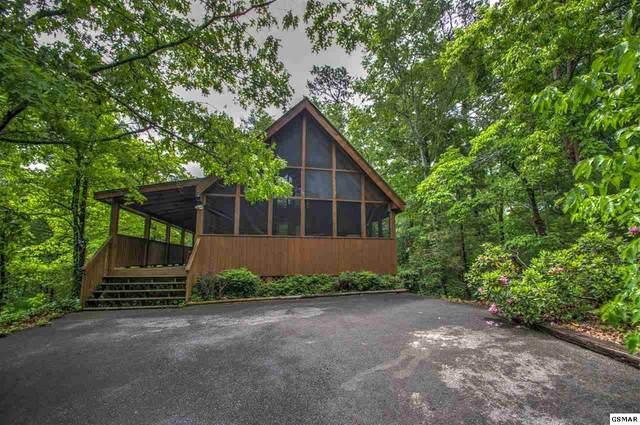 1518 Ridgecrest Dr., Sevierville, TN 37876 (#228362) :: Four Seasons Realty, Inc