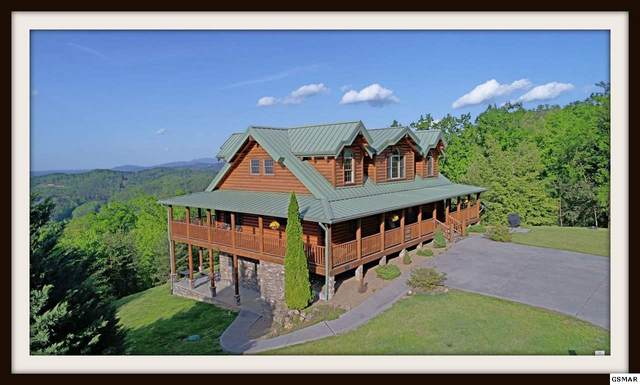 2425 Majestic View Way, Sevierville, TN 37862 (#228397) :: Jason White Team | Century 21 Four Seasons