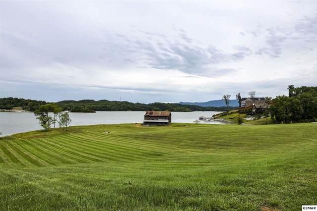 Lot 44 & 45 Majestic Circle, Dandridge, TN 37725 (#228405) :: Jason White Team | Century 21 Four Seasons