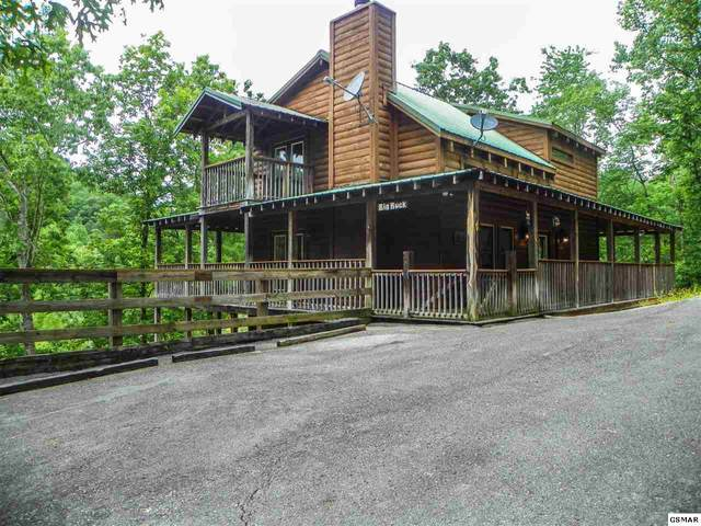 "751 Mill Creek Road ""Big Buck"", Pigeon Forge, TN 37863 (#228449) :: Prime Mountain Properties"