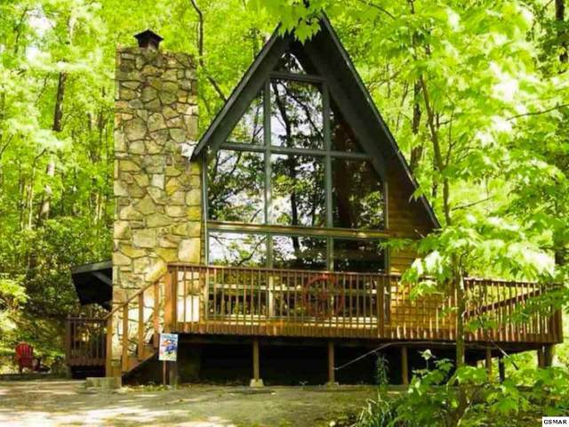 1330 N Baden Dr, Gatlinburg, TN 37738 (#228453) :: Four Seasons Realty, Inc