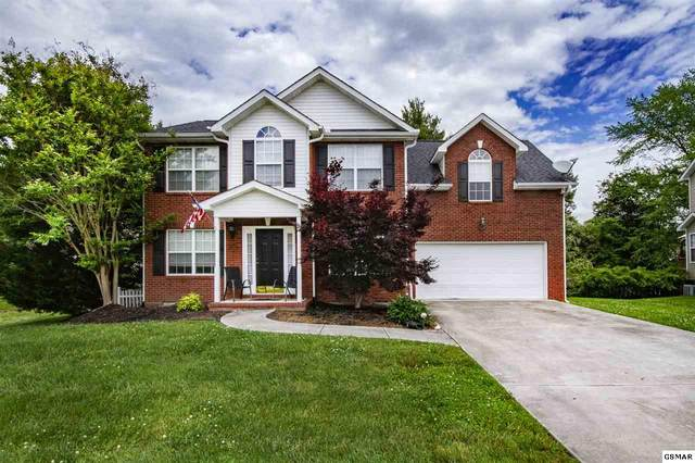 3512 Branch Hill Lane, Knoxville, TN 37931 (#228455) :: Colonial Real Estate