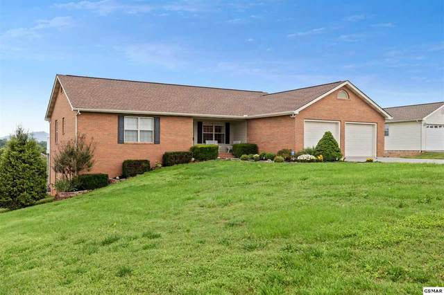 2929 Shaconage Trl, Sevierville, TN 37876 (#228456) :: The Terrell Team