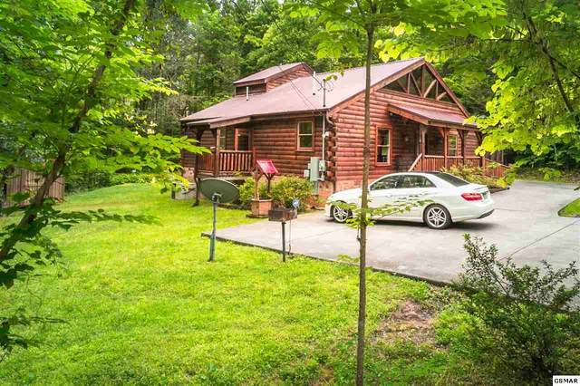 "2003 Green Pine Ln Smoky Bear"", Sevierville, TN 37862 (#228471) :: Colonial Real Estate"