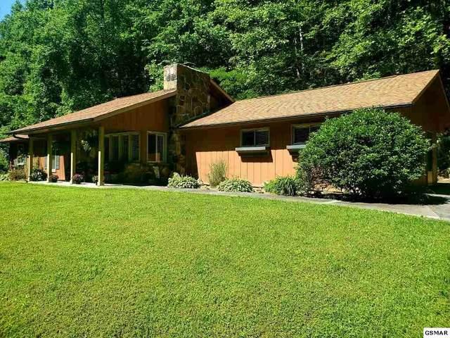 735 Hidden Valley Rd, Gatlinburg, TN 37738 (#228473) :: Prime Mountain Properties