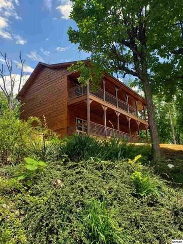 920 Pine Cone Way, Gatlinburg, TN 37738 (#228484) :: Prime Mountain Properties