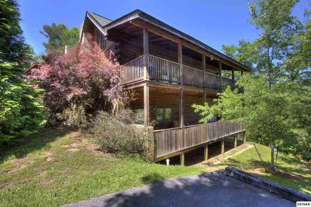 572 Country Oaks Drive, Pigeon Forge, TN 37863 (#228509) :: Prime Mountain Properties