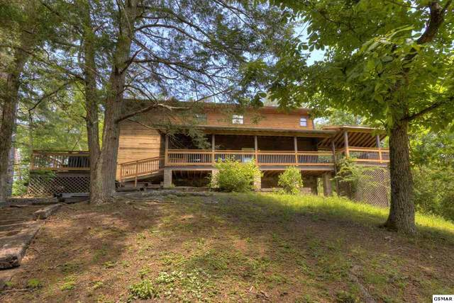 2803 Old Country Way Lazy Bear Lodge, Sevierville, TN 37862 (#228516) :: Colonial Real Estate