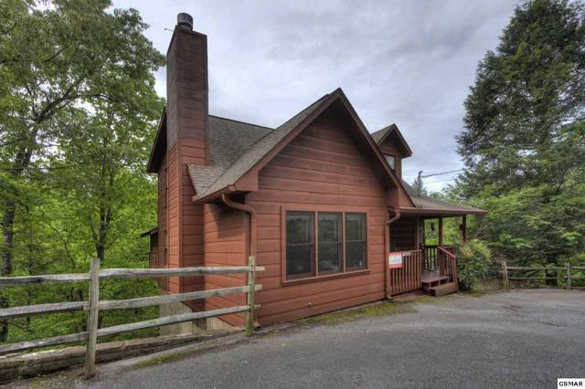 308 Elk Cove Bear Cove, Gatlinburg, TN 37738 (#228538) :: Jason White Team | Century 21 Four Seasons