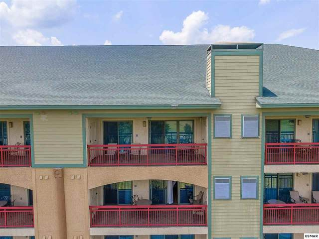 212 Dollywood Lane Unit 164, Pigeon Forge, TN 37863 (#228555) :: Prime Mountain Properties