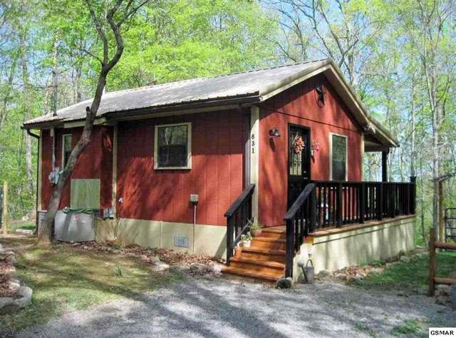 631 Baker Way, Sevierville, TN 37876 (#228557) :: Prime Mountain Properties