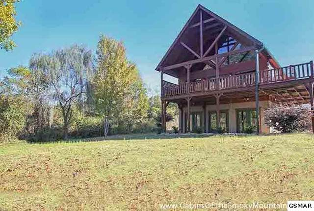 1940 Pittman Center Rd, Sevierville, TN  (#228559) :: Four Seasons Realty, Inc