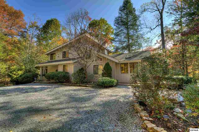 938 Glades Rd, Gatlinburg, TN 37738 (#228561) :: Prime Mountain Properties