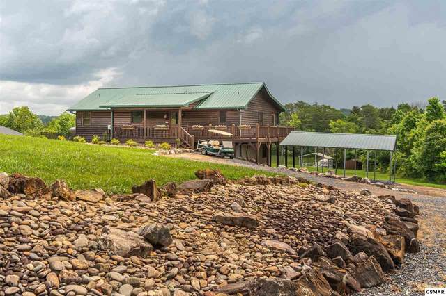 1849 Indian Creek Rd, Dandridge, TN 37725 (#228581) :: Colonial Real Estate