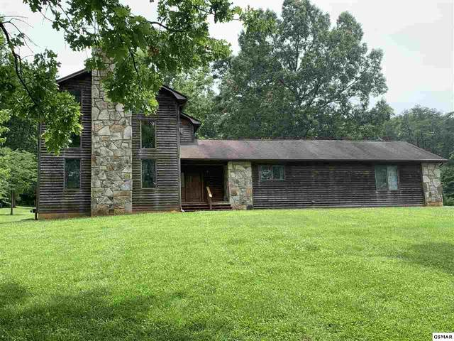 1257 E Dumplin Valley Road, Dandridge, TN 37725 (#228582) :: Colonial Real Estate