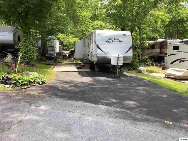 4229 E Parkway Lot #091  Lot A, Gatlinburg, TN 37738 (#228598) :: Prime Mountain Properties