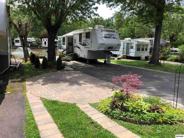 4229 E Parkway Lot #338 W/Unit, Gatlinburg, TN 37738 (#228599) :: Prime Mountain Properties