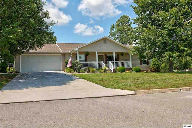 2709 English Hills Drive, Sevierville, TN 37876 (#228641) :: Four Seasons Realty, Inc