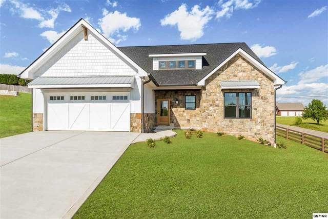 504 Simmons View Dr, Seymour, TN  (#228649) :: Jason White Team | Century 21 Four Seasons