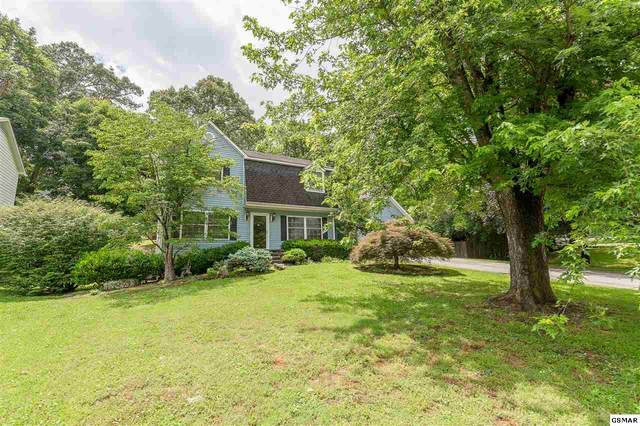 1805 Wickersham Drive, Knoxville, TN 37922 (#228655) :: Colonial Real Estate