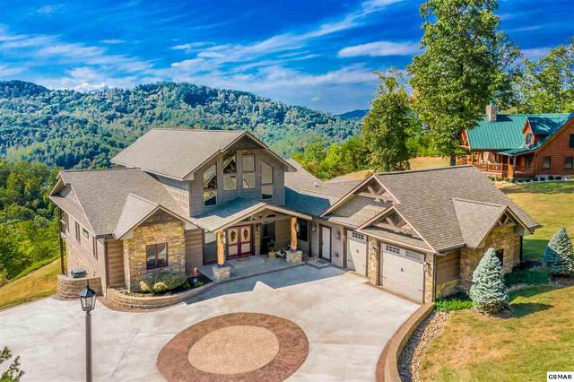 2714 Red Sky Dr, Sevierville, TN 37862 (#228669) :: Billy Houston Group