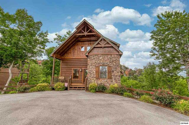 1345 Parkview Vista Way, Pigeon Forge, TN 37863 (#228693) :: Colonial Real Estate