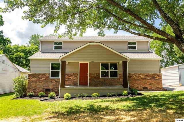1305 Monroe Ave, Maryville, TN 37804 (#228707) :: Jason White Team | Century 21 Four Seasons