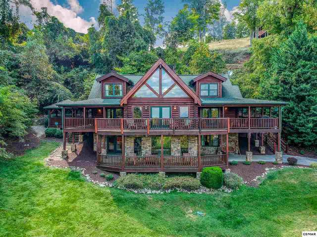 2414 Walnut Cove Way, Sevierville, TN 37862 (#228709) :: Four Seasons Realty, Inc