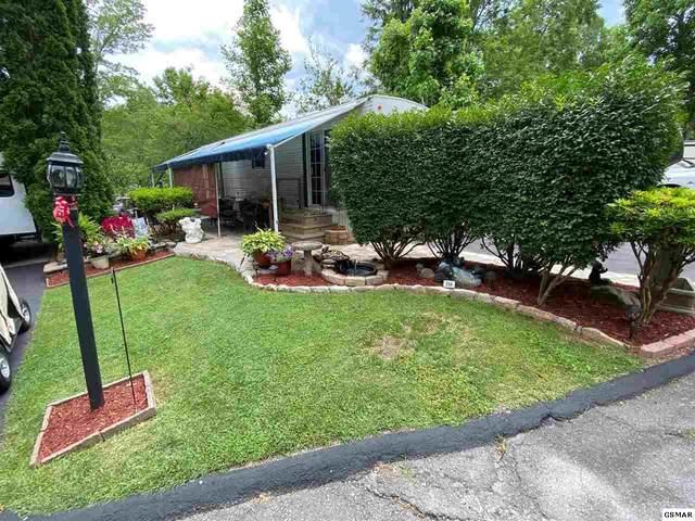 4229 E Parkway Lot #259 W/Unit, Gatlinburg, TN 37738 (#228743) :: Prime Mountain Properties