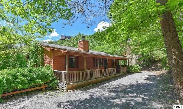 1761 Walker Trail, Sevierville, TN 37876 (#228778) :: Jason White Team | Century 21 Four Seasons
