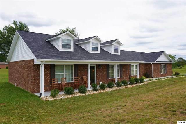 1941 Kaylee Drive, Jefferson City, TN 37760 (#228790) :: Jason White Team | Century 21 Four Seasons