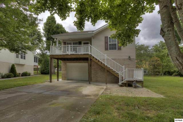 814 Plantation Dr, Pigeon Forge, TN 37863 (#228834) :: Four Seasons Realty, Inc