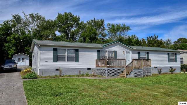 221 Westmoreland, Seymour, TN 37865 (#228837) :: Colonial Real Estate