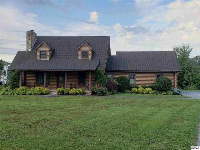1747 Doc Terry Rd, Dandridge, TN 37725 (#228850) :: Colonial Real Estate