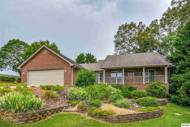 214 Chapman Overlook Drive, Seymour, TN 37865 (#228852) :: Colonial Real Estate