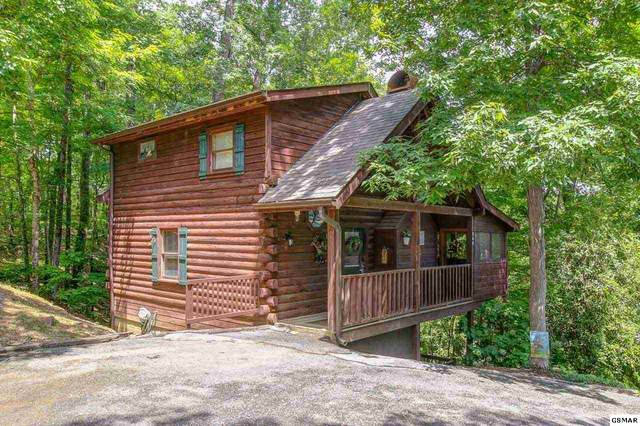 880 Bear Run Way, Sevierville, TN 37862 (#228912) :: Four Seasons Realty, Inc