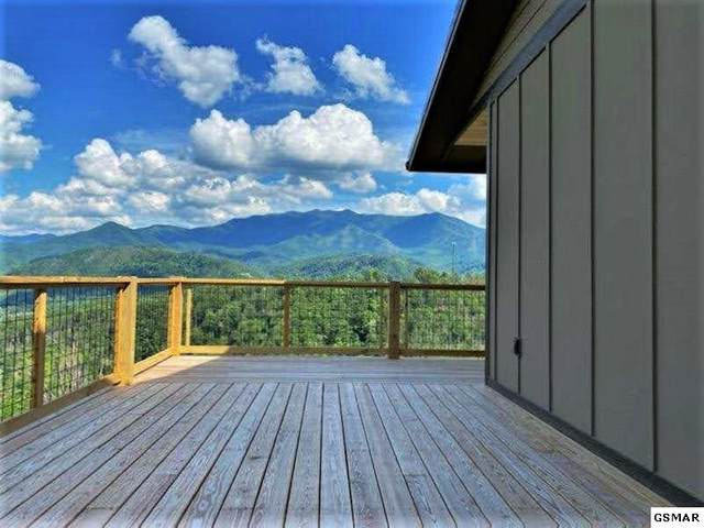 833 Village Loop Rd, Gatlinburg, TN 37738 (#228924) :: Four Seasons Realty, Inc
