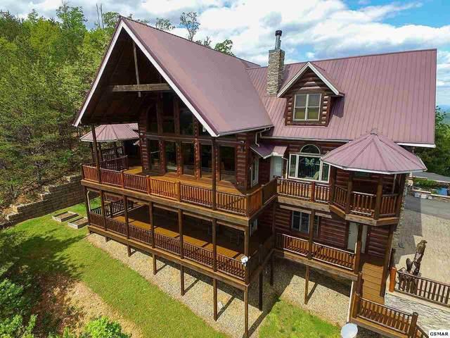 2556 Walnut Ridge Way, Sevierville, TN 37862 (#228940) :: Four Seasons Realty, Inc