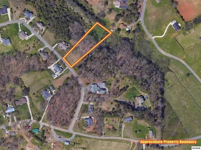 Lot 17 Riceland Drive, Sevierville, TN 37862 (#228944) :: Jason White Team | Century 21 Four Seasons